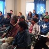 Capacitación a productores hortícolas de Pilar