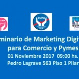 Seminario de Marketing Digital para Comercio y Pymes