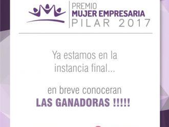 Premio MUJER EMPRESARIA | Pilar 2017
