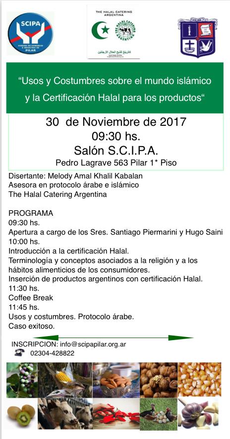 usos y costumbres sobre el mundo islámico y la certificación halal