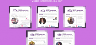 MUJERES EMPRESARIAS S.C.I.P.A. 2017