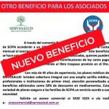 Nuevo beneficio | Servesalud