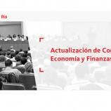 Actualización de Comex, Economía y Finanzas