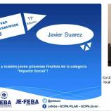 Premio Joven Empresario Bonaerense Javier Suarez