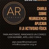 Charla «Neurociencia aplicada a la actividad física»