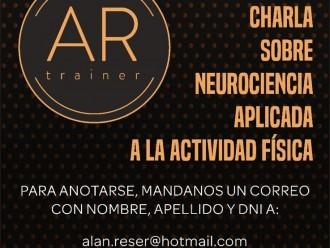 """Charla """"Neurociencia aplicada a la actividad física"""""""