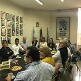 SCIPA invitó a Martilleros Públicos de Pilar a debatir problemas comunes.