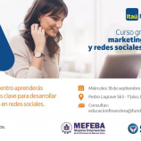 Curso gratuito de marketing digital y redes sociales en pilar