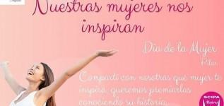 Nuestras mujeres nos inspiran