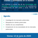 TALLER DIGITAL COMERCIO INTERNACIONAL 12 de JUNIO