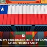 Red CAME LATAM «Destino Chile» 14 de Julio