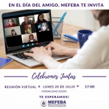 REUNION VIRTUAL DIA DEL AMIGO