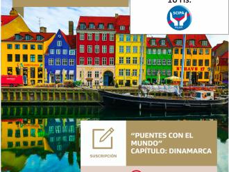 «Puentes con el mundo» Capítulo: Dinamarca
