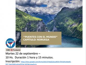 «Puentes con el mundo» Capítulo: Noruega