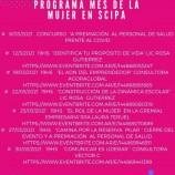 Programa Mes de la Mujer en SCIPA