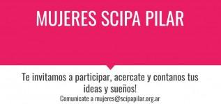 INVITACION | «Mujeres Scipa Pilar»