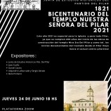 CONFERENCIA  BICENTENARIO DEL TEMPLO NUESTRA SRA DEL PILAR
