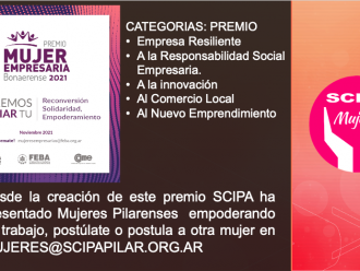 Premio Mujer Empresaria Bonaerense