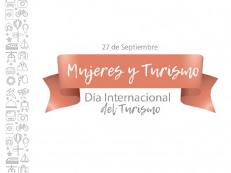 Día Internacional del Turismo  Catálogo «Mujeres y turismo»