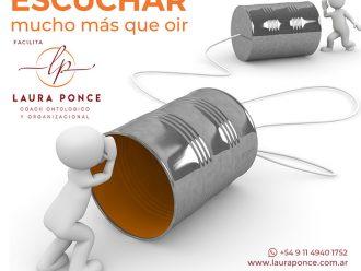 TALLER PRESENCIAL GRATUITO : ESCUCHAR MAS QUE OIR (CUPOS LIMITADOS)