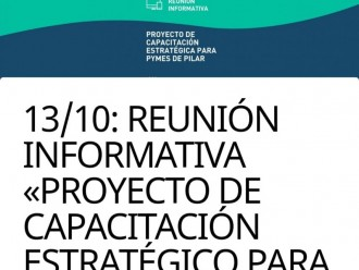PROYECTO DE CAPACITACIÓN ESTRATÉGICO PARA PYMES DE PILAR